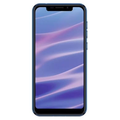 Mobiistar X1 Notch (Sapphire Blue, 3GB RAM, 32GB) Price in India