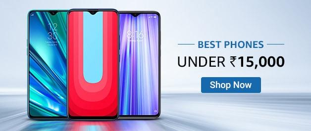 Mobile under 15K