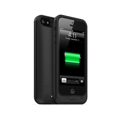 buy popular 5e22d 86a3c Mophie Juice Pack Air External Battery Case for iPhone 5/5s (1700 mAh)