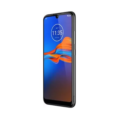 Moto E6s (Polished Graphite, 4GB RAM, 64GB) Price in India