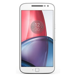 Moto G Plus 4th Gen (3GB RAM, 32GB) White