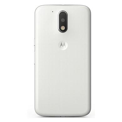Moto G Plus 4th Gen (3GB RAM, 32GB) White images, Buy Moto G Plus 4th Gen (3GB RAM, 32GB) White online at price Rs. 13,899