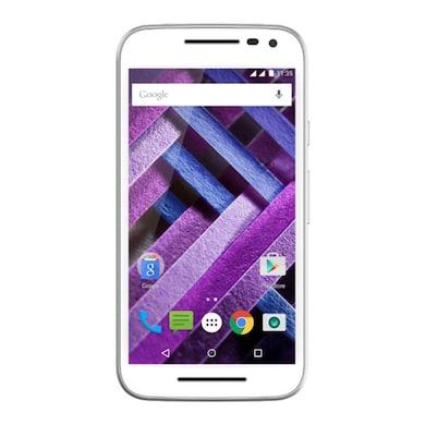 Moto G Turbo Edition White, 16 GB images, Buy Moto G Turbo Edition White, 16 GB online at price Rs. 9,699