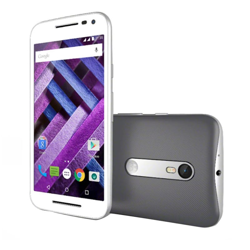 Buy Moto G Turbo Edition White, 16 GB online