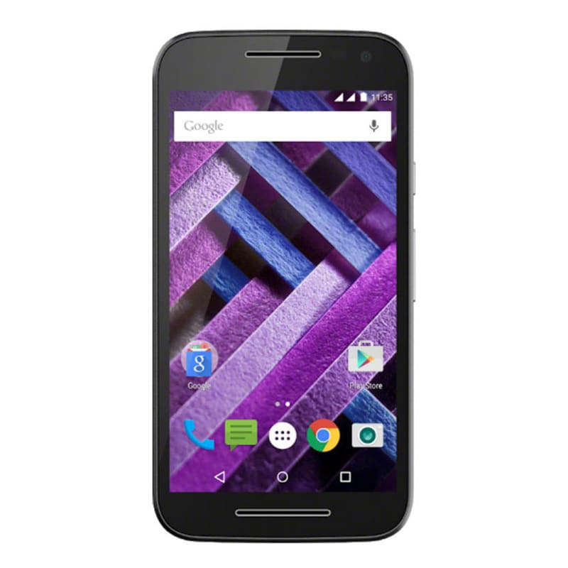 Buy Moto G Turbo Edition Black, 16 GB online