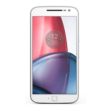 Moto G4 Plus (3 GB RAM, 32GB) White images, Buy Moto G4 Plus (3 GB RAM, 32GB) White online at price Rs. 11,300