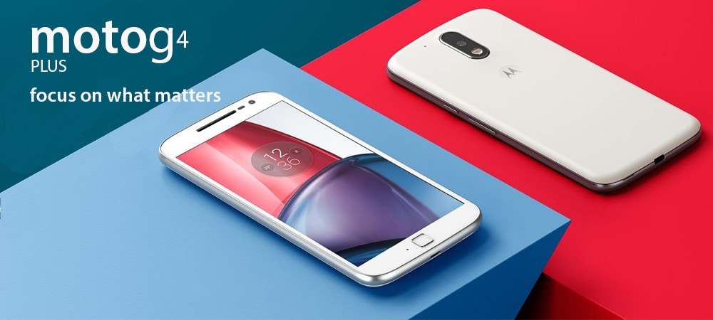 Moto G4 Plus (3 GB RAM, 32GB) Photo 3