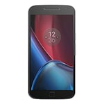 Buy Refurbished Moto G4 Plus (3 GB RAM, 32 GB) Black Online