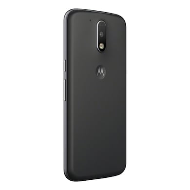 Refurbished Moto G4 Plus (Black, 3GB RAM, 32GB) Price in India