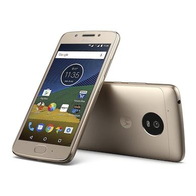 Moto G5 (Fine Gold, 3GB RAM, 16GB) Price in India