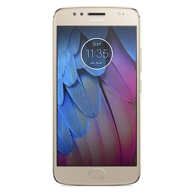Moto G5s 4gb Ram 32 Gb Fine Gold Price In India Buy Moto G5s