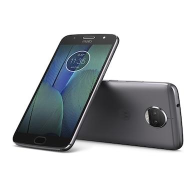 Moto G5s Plus (4 GB RAM, 64 GB) Lunar Grey images, Buy Moto G5s Plus (4 GB RAM, 64 GB) Lunar Grey online at price Rs. 12,599