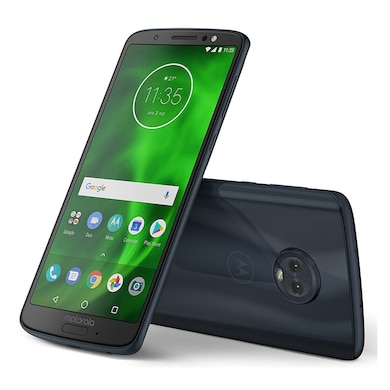 Moto G6 (Indigo Black, 4GB RAM, 64GB) Price in India
