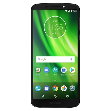 Moto G6 Play (Indigo Black, 3GB RAM, 32GB) Price in India