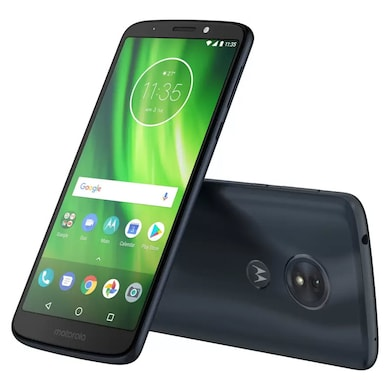 Unboxed Moto G6 Play (Indigo Black, 3GB RAM, 32GB) Price in India