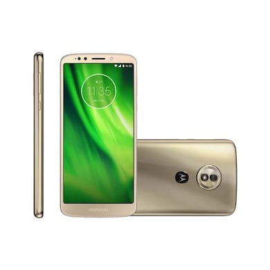 Moto G6 Play (Fine Gold, 3GB RAM, 32GB) Price in India