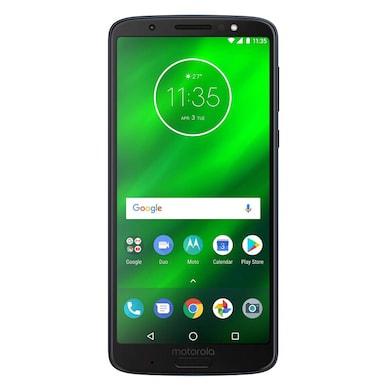 Unboxed Moto G6 Plus (Indigo Black, 6GB RAM, 64GB) Price in India