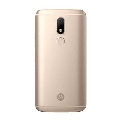 Moto M 4G VoLTE (Gold, 3GB RAM, 32GB) Price in India
