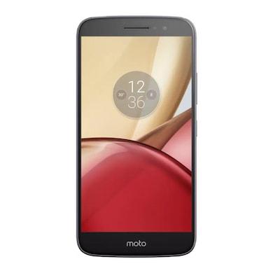 Moto M 4G VoLTE (Grey, 3GB RAM, 32GB) Price in India