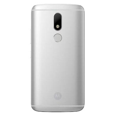 Moto M 4G VoLTE (Silver, 4GB RAM, 64GB) Price in India
