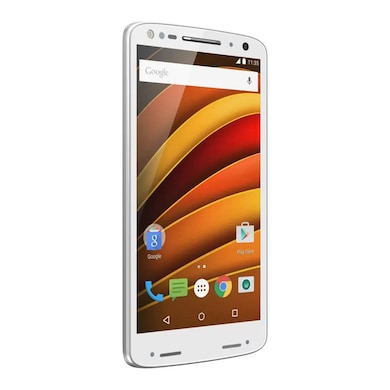Moto X Force (White, 3GB RAM, 32GB) Price in India