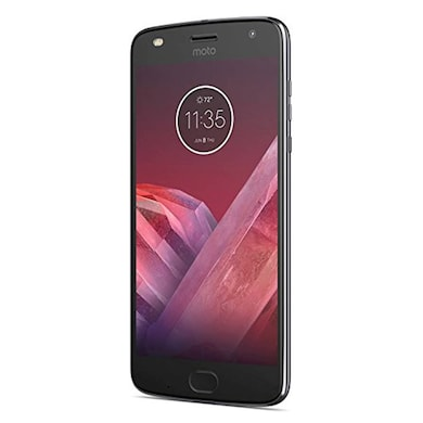 Moto Z2 Play 4G VoLTE (4 GB RAM, 64 GB) Lunar Grey images, Buy Moto Z2 Play 4G VoLTE (4 GB RAM, 64 GB) Lunar Grey online at price Rs. 15,699