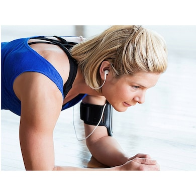 Motorola Earbuds 2 In Ear Wired Headset With Mic White Price in India