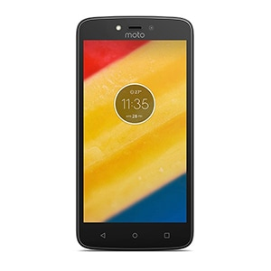 Motorola Moto C 4G Starry Black, 16GB