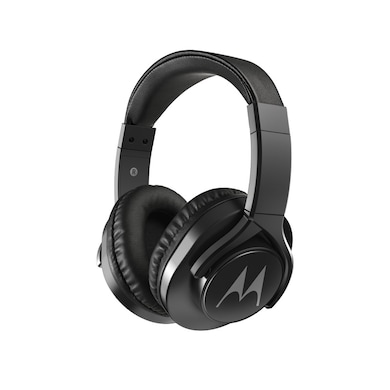 Motorola Pulse 3 Max Wired Headset with Mic Black Price in India