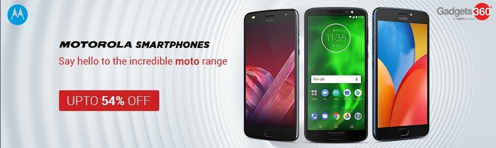 Buy Motorola Smartphones