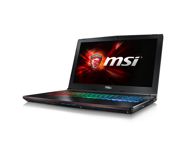 MSI GE62 6QF Apache Pro 15.6 Inch Laptop (Core i7 6th Gen/16GB/1TB/128GB SSD/Win 10/3GB Graphics) (15.6 inches, Black) Price in India