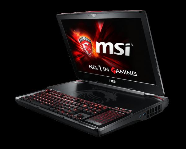 MSI GT80S 6QE Titan SLI Notebook (Core i7 6th Gen/16 GB/1 TB/Win 10/8 GB Graphics) (18.4 inches, Black) Price in India