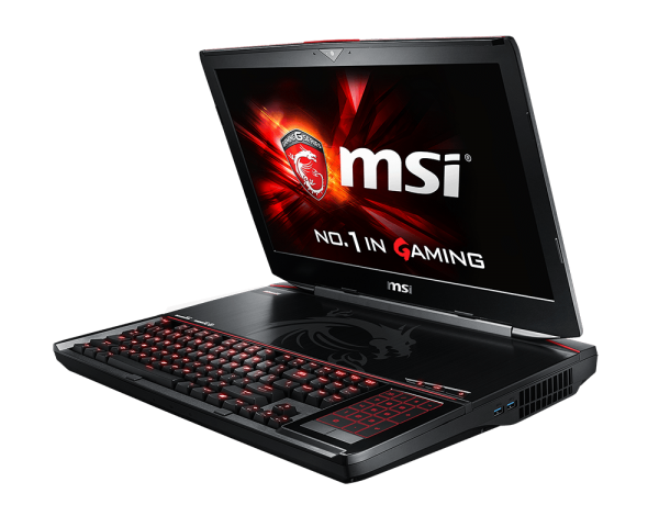 MSI GT80S 6QE Titan SLI Notebook (Core i7 6th Gen/16 GB/1 TB/Win 10/8 GB Graphics) (18.4 inches, Black) Price in India