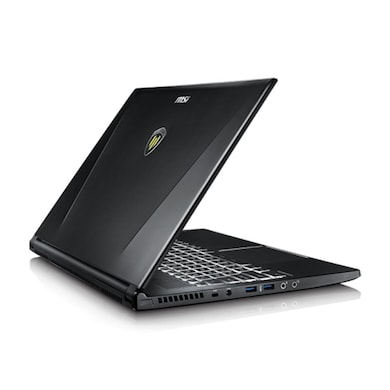 MSI WS60 6QI 15.6 Inch Laptop (Core i7 6th Gen/16GB/1TB/128GB SSD/Win 10/2GB Graphics) Black Price in India