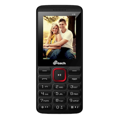 Mtech L10 Dual Sim Feature Phone Red images, Buy Mtech L10 Dual Sim Feature Phone Red online at price Rs. 1,599