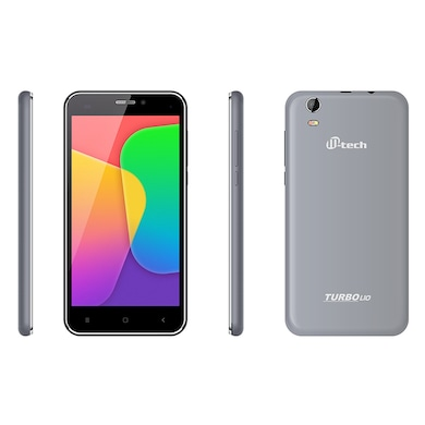 Mtech Turbo L10 Dual Sim Smartphone Grey, 8 GB images, Buy Mtech Turbo L10 Dual Sim Smartphone Grey, 8 GB online
