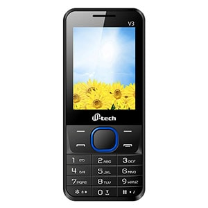 Mtech V3 Dual Sim Feature Phone Blue