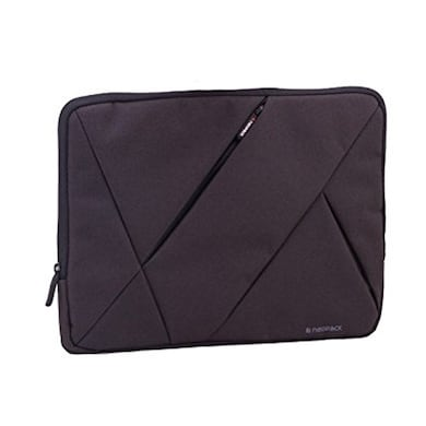 Neopack 45BK15 Canvas Sleeve / Slip Case For All 14 Inch Laptops And 15.4 Inch Macbook Pro Black Price in India