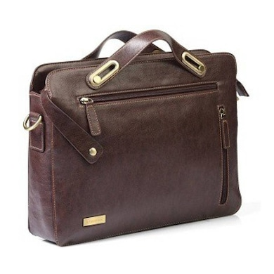 Neopack 46BR13 Urban Messenger Bag 13.3 Inch Laptops And Macbooks Brown Price in India