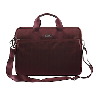 Neopack 8SR13 Slim Line Laptop Bag For All 13.3 Inch Laptops And 13.3 Inch Macbook Pro/Air Scarlet Red Price in India