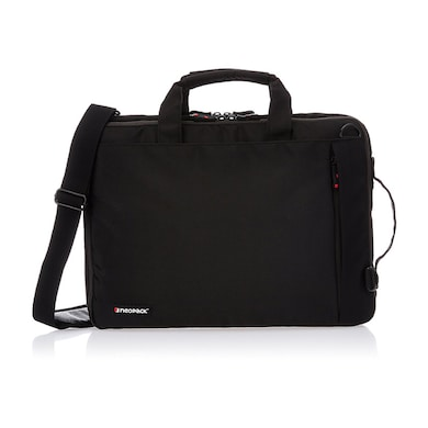 Neopack 8BK15 Multi-Function Bag For 14.1 Inch Laptops And 15.4 Inch Macbooks Black Price in India
