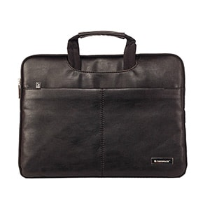 Buy Neopack 9BK13 Leather Sleeve Laptop Bag 13.3 Inch Laptops And Macbooks Online