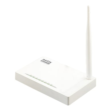 Netis WF2411E 150 Mbps Wirless N Router White Price in India
