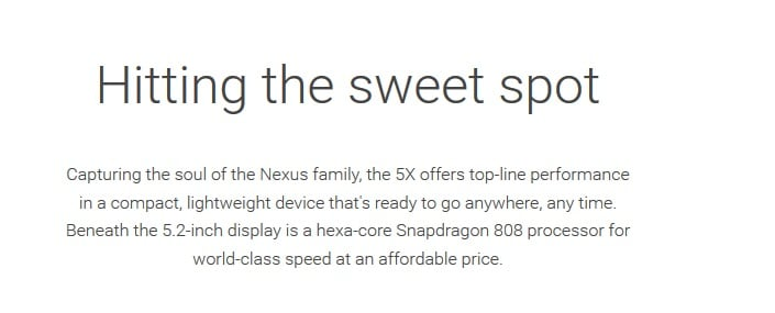 LG Nexus 5X Photo 4