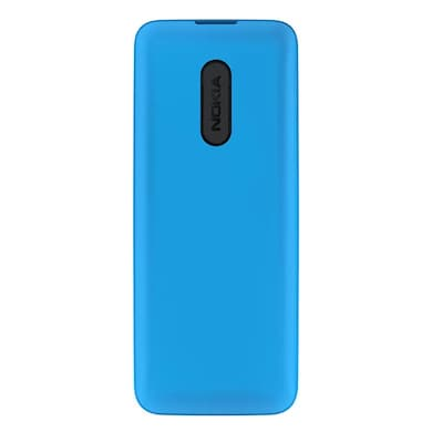 Nokia 105 Dual SIM Feature Phone (Cyan) Price in India