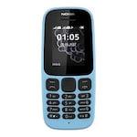 Buy Nokia 105 Dual Sim 2017,1.8 Inch Display,FM Blue Online