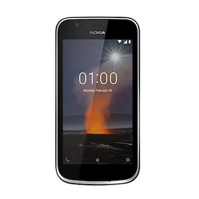 Nokia 1 (1 GB RAM, 8 GB) Dark Blue images, Buy Nokia 1 (1 GB RAM, 8 GB) Dark Blue online at price Rs. 4,099