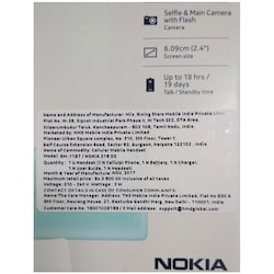 NOKIA 216 Dual SIM Feature Phone Blue images, Buy NOKIA 216 Dual SIM Feature Phone Blue online at price Rs. 2,600