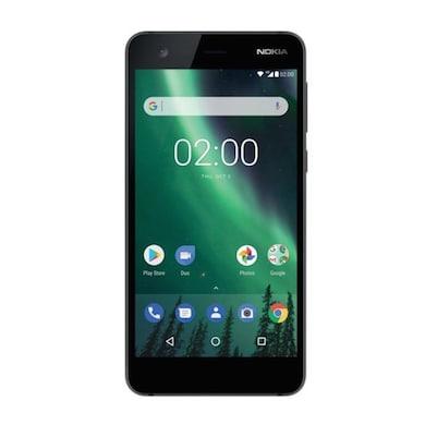 Nokia 2 (Pewter and Black, 1GB RAM, 8GB) Price in India