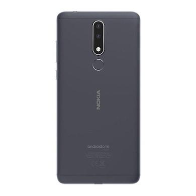 Nokia 3.1 Plus (Charcoal Gray, 3GB RAM, 32GB) Price in India